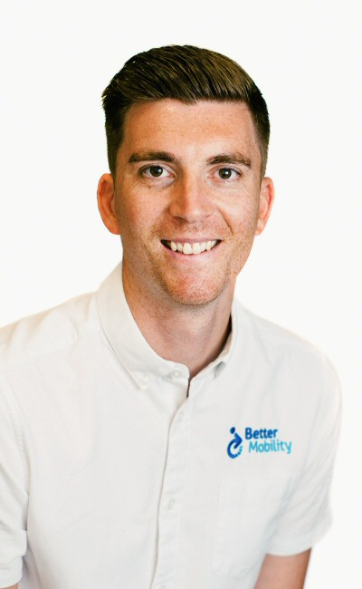Craig Topping, Business Manager, Seating Specialist