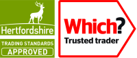 Herts Trading Standards approved Which? Trusted Trader