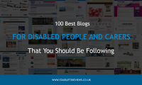 100 Best Blogs for Disabled People and Carers